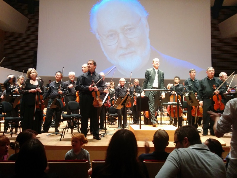 John Williams Steven Spielberg ONL Lille