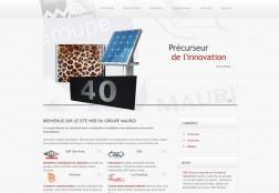 Site web du Groupe Maurizi