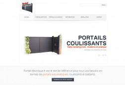 Site web Portail Electrique