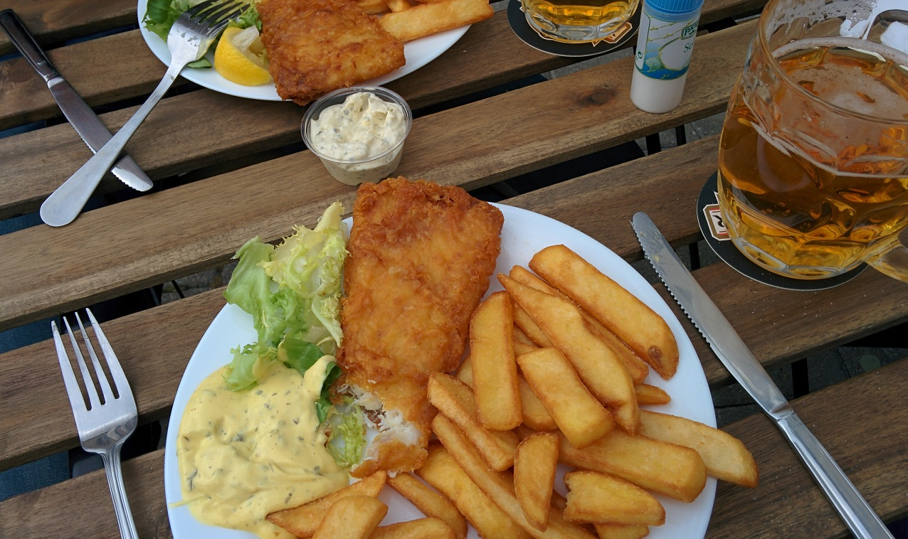 Fish and Chips Lille