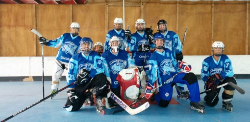 Weekend sport avec les Nordiks de Lambersart (roller hockey)