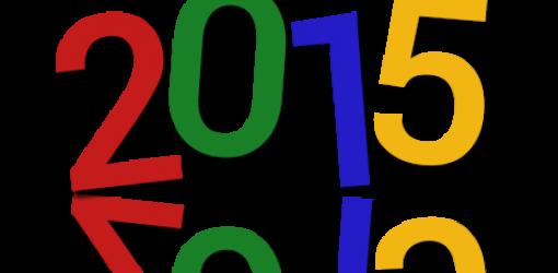 Rétrospective 2014 et meilleurs vœux 2015