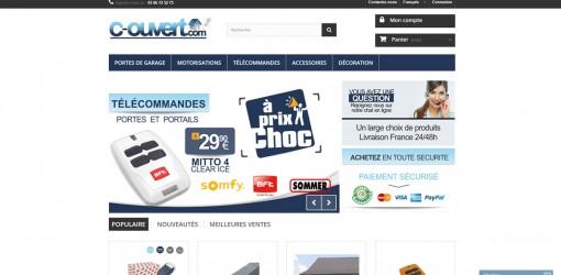 C-Ouvert.com : une aventure e-commerce qui débute