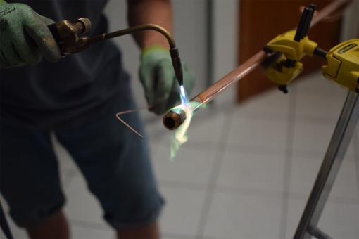 A la découverte du métier de plombier !